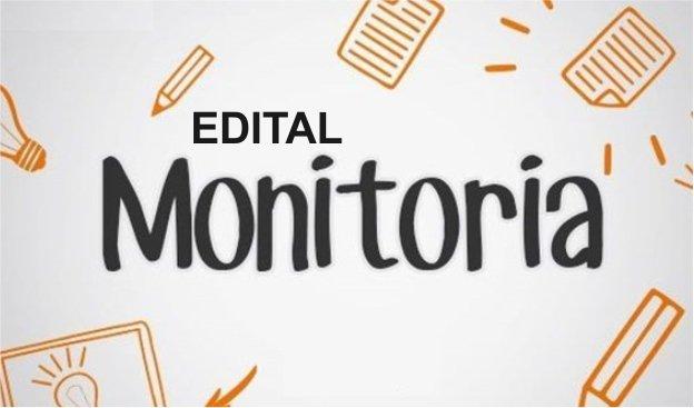 EDITAL 01/2021 FD/UFAM Programa de Monitoria de Graduação